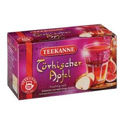 Teekanne Türkischer Apfel 20er Inhalt: 55g
