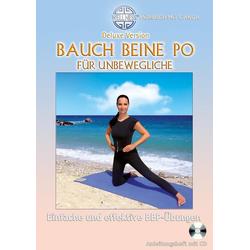 Bauch Beine Po für Unbewegliche