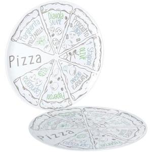 Brunner Pizzateller-Set, Ø 37,5 cm