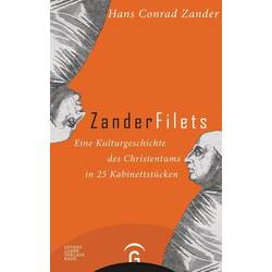 Zanderfilets als Buch von Hans Conrad Zander
