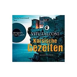 Korsika-Krimi - 2 - Korsische Gezeiten - Hörbuch