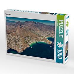 Kapstadt Lege-Größe 64 x 48 cm Foto-Puzzle Bild von Stefan Becker Puzzle