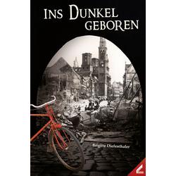 Ins Dunkel geboren als Buch von Brigitte Diefenthaler