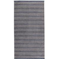 Allover 499 Handtuch 50 x 100 cm blau