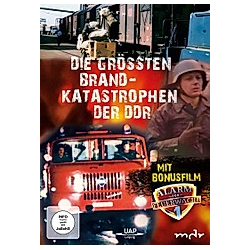 DDR Brandkatastrophen  1 DVD - DVD  Filme