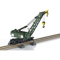 Trix Dampfkran BR 058 der DB 23457 H0