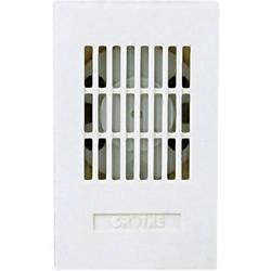 Grothe 24083 Klingel 24V (max) 85 dBA Weiß