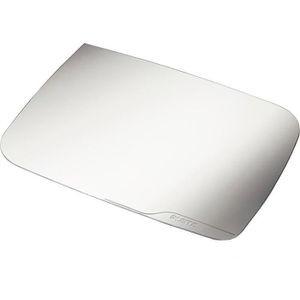Leitz Schreibunterlage 5309-00-02, Soft-Touch, glasklar, Kunststoff, blanko, 53 x 40cm