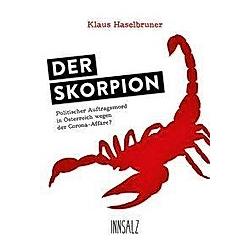 Der Skorpion. Klaus Haselbruner  - Buch