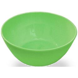 WACA Schüssel, Kunststoff, (Set, 4-tlg), 400 ml grün