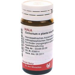 CICHORIUM E planta tota 5% Globuli 20 g