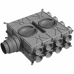 WOLF Luftverteiler DN125-180 - 2577596