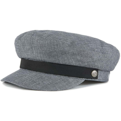 Mütze BRIXTON - Fiddler Cap Middle Grey (MDGRY)