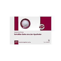 Schüßler-Salze aus der Apotheke  Audio-CD