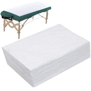 Qhome SPA Massage Blattabdeckung, Massage Cure Bettdecke, kosmetische Bettlaken Abdeckung Couch Abdeckung Betttisch Abdeckung für Beauty Salon SPA Tattoo Tisch (180x80cm)