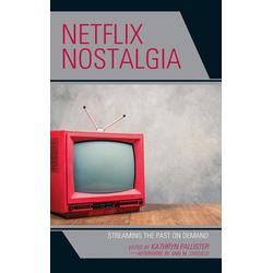 Netflix Nostalgia als Buch von