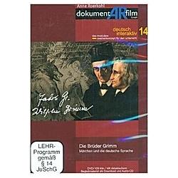 Die Brüder Grimm, DVD