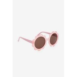 Next Sonnenbrille Sonnenbrille mit Blumendetails rosa 86-98