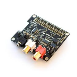 HiFiBerry DAC+ ADC Pro, Soundkarte für Raspberry Pi mit Ein-/Ausgang
