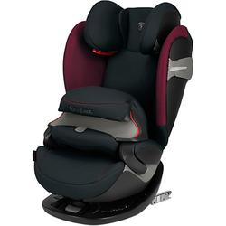 Auto-Kindersitz Pallas S-Fix, Scuderia Ferrari, Victory Black schwarz