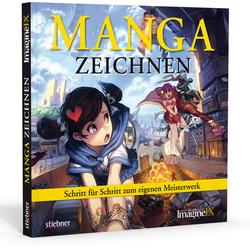 Manga zeichnen als Buch von