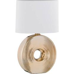 Fischer & Honsel Eye 56198 Tischlampe E27 Gold