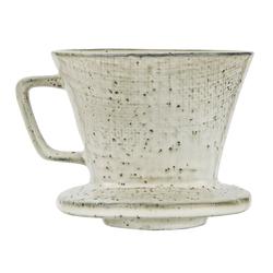 Ib Laursen Kaffeebereiter Kaffeefilter Filteraufsatz Handfilter Keramik Sand Dunes Ib Laursen 2439-35
