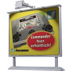 Viessmann 6336 H0 Werbetafel mit LED