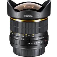 8mm F3,5 Fisheye Canon EF