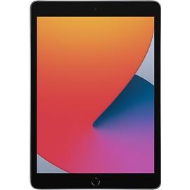 Apple iPad 10.2 2020 128 GB Wi-Fi space grau