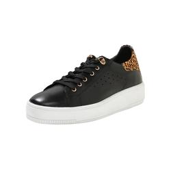 Sneaker Low Trend-Sneaker COX schwarz