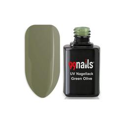 UV Nagellack - Green Olive 12ml - UV Lack Gel Nagellack Gellack Gel Lack Led Nagellack Grün