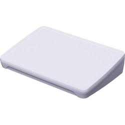 Bopla BOP 10.1 PQ-9016 Pult-Gehäuse 285 x 198 x 61.2 ABS Weiß (RAL 9016) 1St.