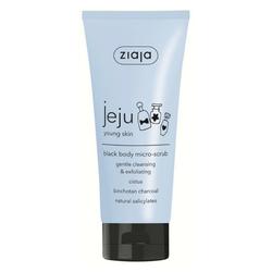 Ziaja Körperpeeling Ziaja - Körperpeeling - Jeju - Black Micro Srub & Body Wash