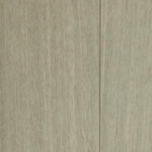 BODENMEISTER BM70489 Vinylboden PVC Bodenbelag Meterware 400, 500 cm breit, Holzoptik Diele Eiche hell weiß grau