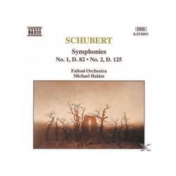 Failoni Orchestra, Halasz/Failoni Orchester - Sinfonien 1+2 (CD)