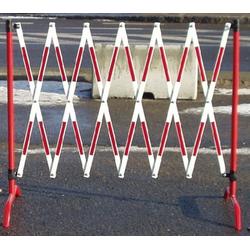 Klappbare mobile sperre rx2, 400 cm