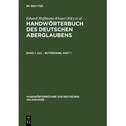 Aal - Butzemann als Buch von