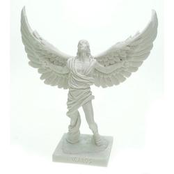 Kremers Schatzkiste Dekofigur Alabaster Figur Ikarus Skulptur 16 cm