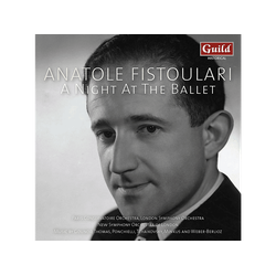 Paris Conservervatoire Orch. - A Night At The Ballet (CD)