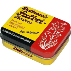 Dallmann's Salbei-Bonbons Dose