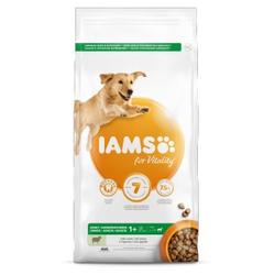 Iams for Vitality Adult Lamm Große Rassen Hundefutter 3 kg AUSVERKAUF