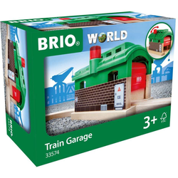 BRIO Bahn - Lokschuppen mit Rolltor