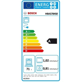 Bosch HBA5784S0