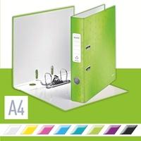 Leitz Ordner WOW 10060054 DIN A4 50mm Pappe grün