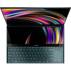 Asus ZenBook Pro Duo UX581LV 39.6cm (15.6 Zoll) UHD 2160p (4K) Notebook Intel® Core™ i7 i7-10750H