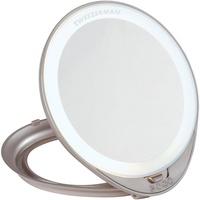 Tweezerman Adjustable Lighted Spiegel 58000-422-0 beleuchtet