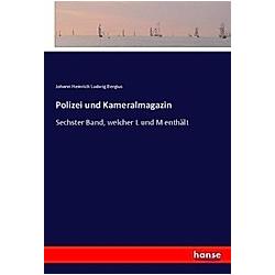 Polizei und Kameralmagazin