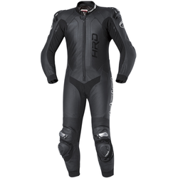 Held Slade One Piece Motorcycle Leather Suit, black, Größe 2XL 52
