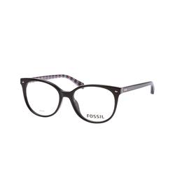Fossil FOS 7039 807, inkl. Gläser, Cat Eye Brille, Damen